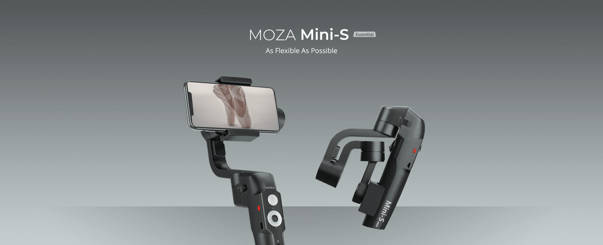 MOZA Mini-S As Flexible As Possible